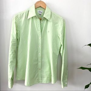 Lilly Pulitzer 💯 cotton button down shirt